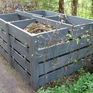 EcoTe-compostbakken
